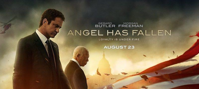 Angel Has Fallen poster