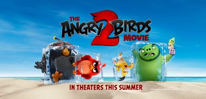 Poster: Angry Birds Movie 2