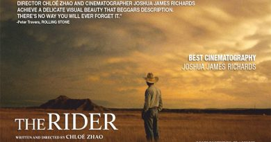 The Rider Poster