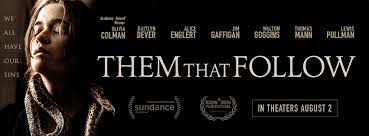 Them that Follow Poster